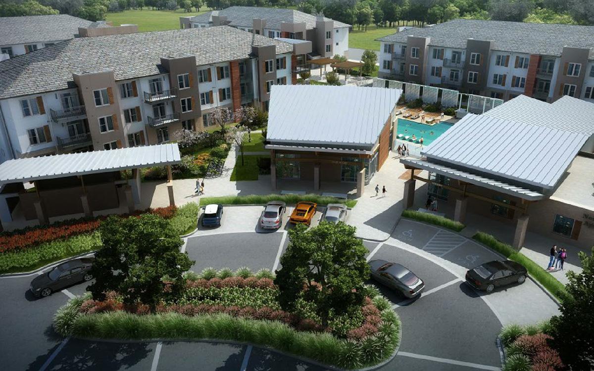 North Creek Apartments