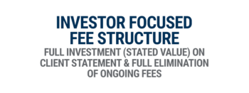 BRG-Series-T-Investor-Focused-Fee-Structure