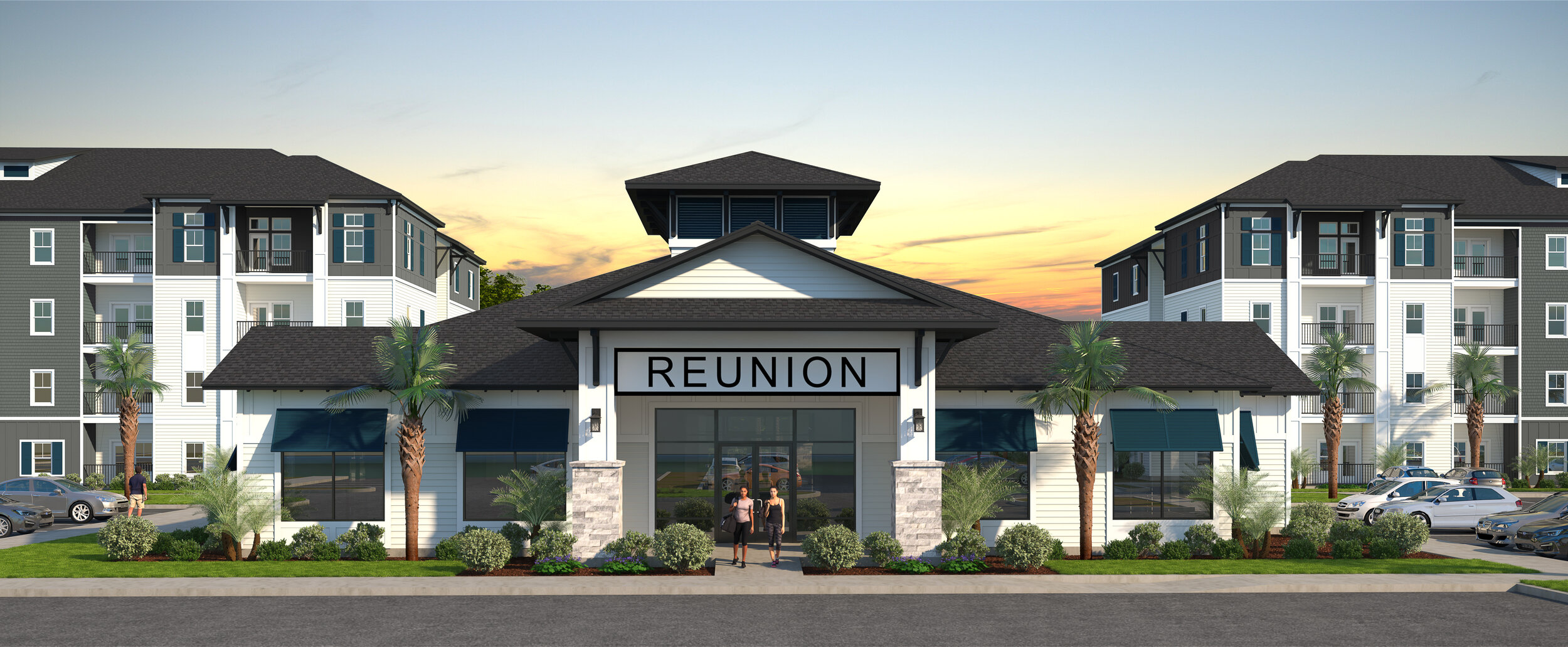 Reunion Apartments
